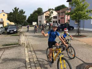 Jugendradtour 2017